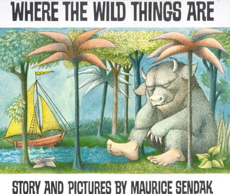 Where the Wild Things Are (Source: nmbdesigner)