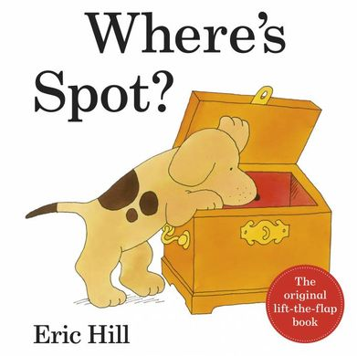 Where's Spot (Source: Cracking the Cover)